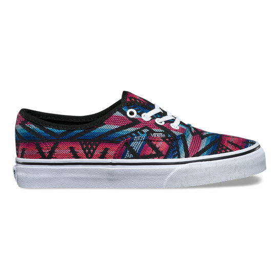 Moroccan Geo Authentic Schoenen | Vans