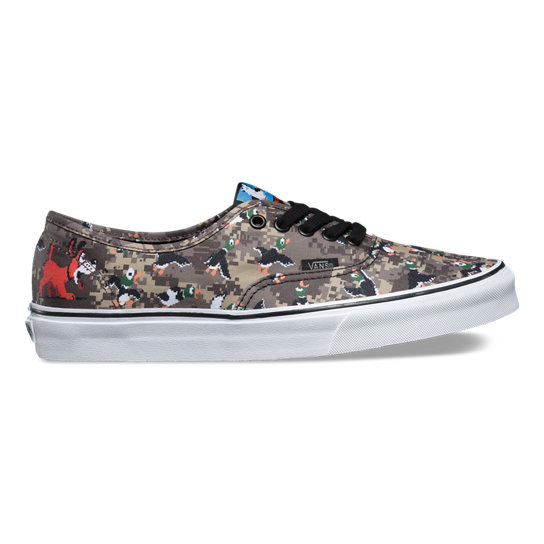 Zapatos Nintendo Authentic | Vans