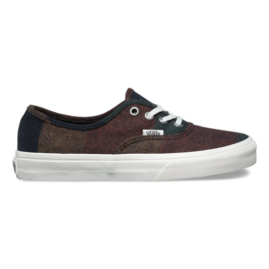 Wool Stripes Authentic Shoes | Vans