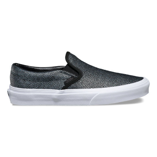 Embossed Stingray Classic Slip-On Schoenen | Vans