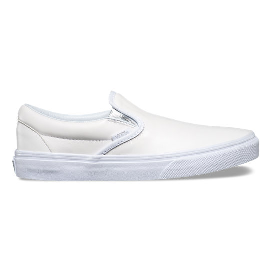 Metallic Gore Classic Slip-On Shoes | Vans