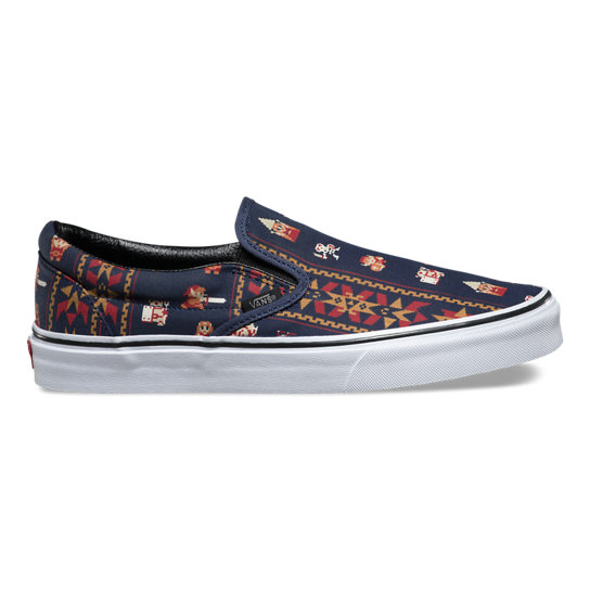 Nintendo Classic Slip-On Shoes | Vans