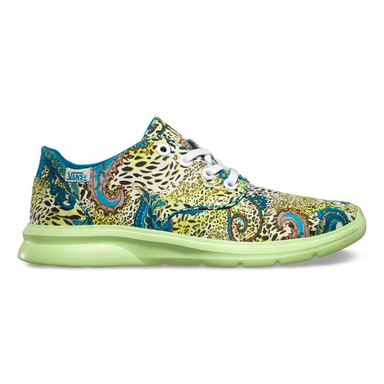 Leopard Paisley Iso 2 Shoes | Vans