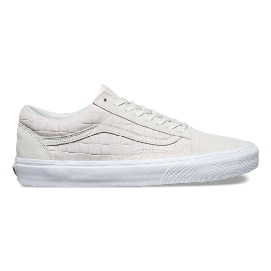 Suede Checkers Old Skool Shoes | Vans
