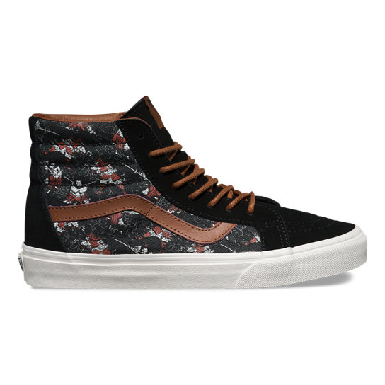 Samurai Warrior SK8-Hi Reissue Shoes | Vans