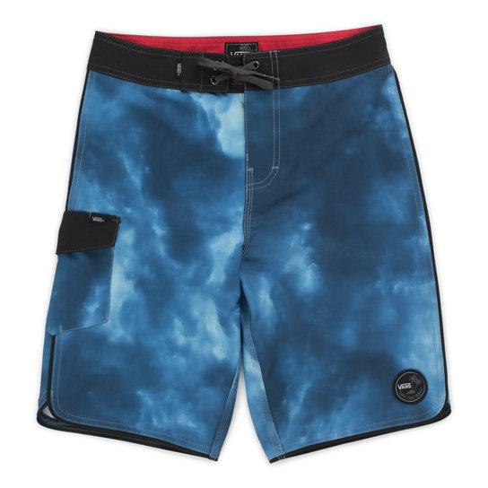 Mixed Scallop Boardshorts Jongens | Vans