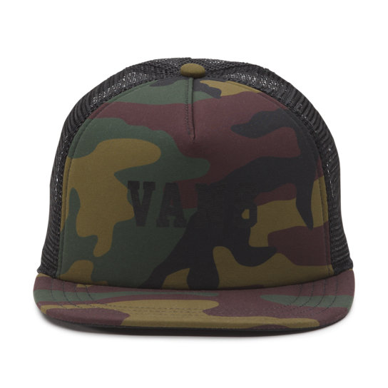 Lawn Party Trucker Hat | Vans