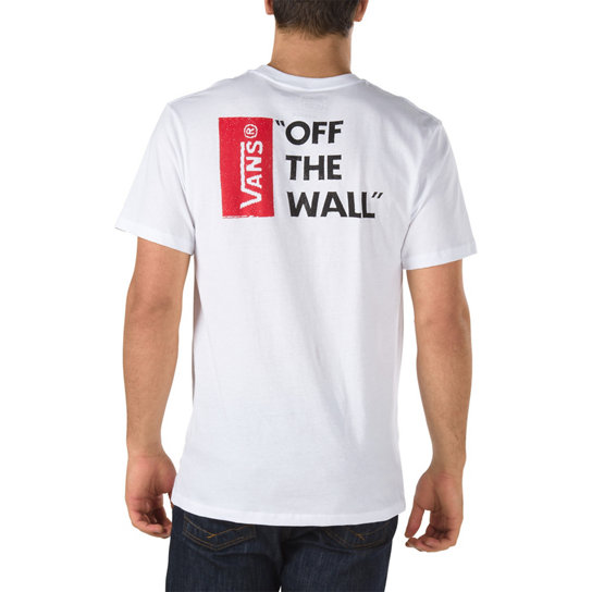 Vans Off The Wall III T-Shirt | Vans