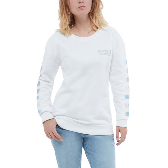 Hologram Crew Fleece | Vans