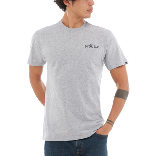 Original Lockup Pocket T-Shirt | Vans