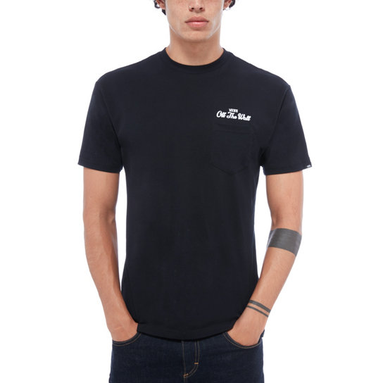 T-shirt Original Lockup Pocket | Vans