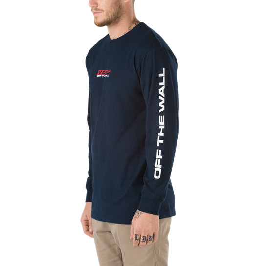 Side Waze Long Sleeve T-Shirt | Vans