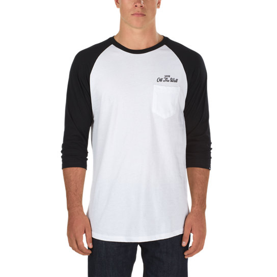 Original Lockup Pocket Raglan | Vans