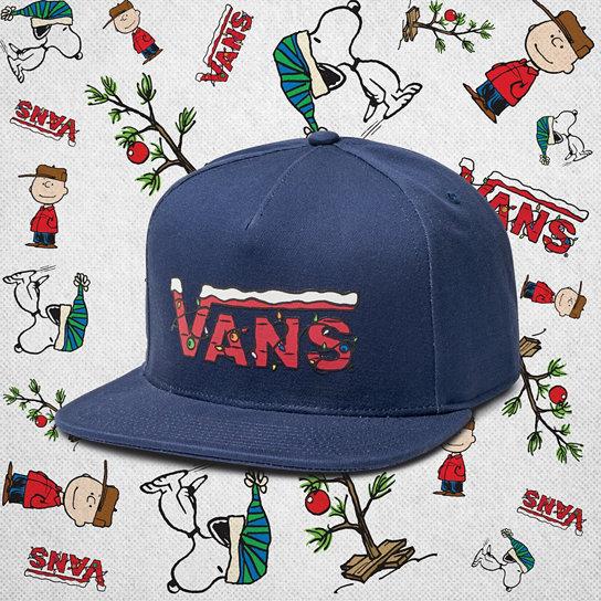 Vans X Peanuts Snapback Hat  4a0e5a45af3