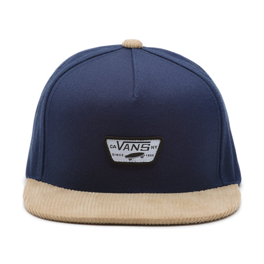 Gorra Mini Full Patch Snapback | Vans