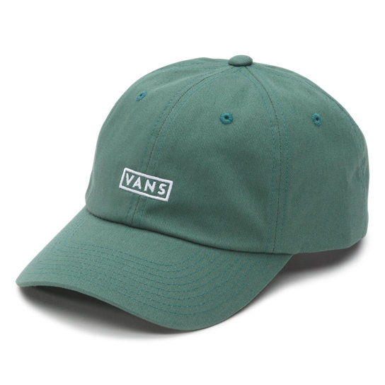 Curved Bill Jockey Hat | Vans
