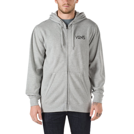 Yusuke Outdoors Zip-Hood Fleece | Vans