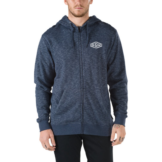 Original Lockup Zip-Hood  Fleece | Vans