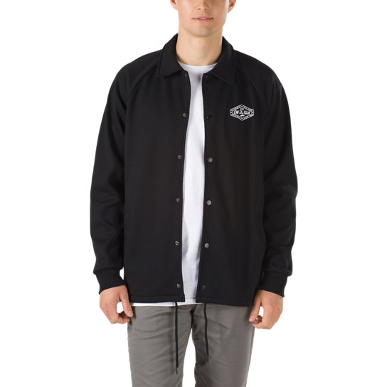 Torrey Fleece Coaches Jacket | Vans