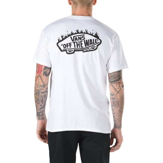 vans x thrasher pocket t shirt vans official store. Black Bedroom Furniture Sets. Home Design Ideas
