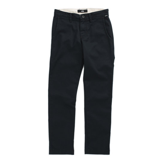 Kids Authentic Chino Stretch Pants | Vans