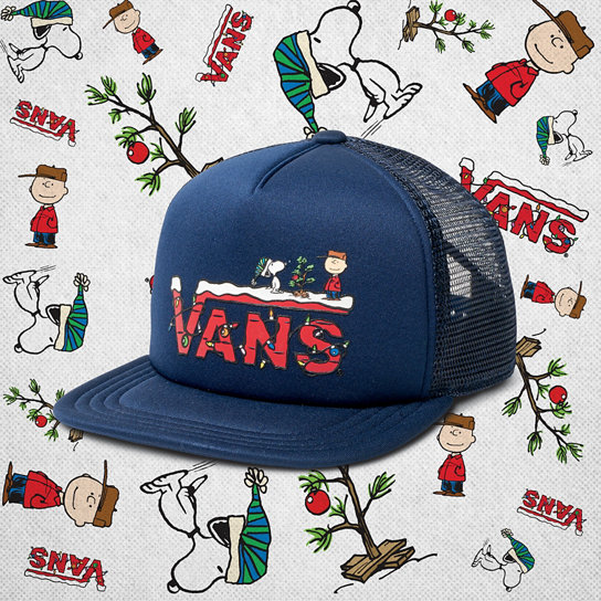 Kids Vans X Peanuts Trucker Hat (8-14+ years) | Vans