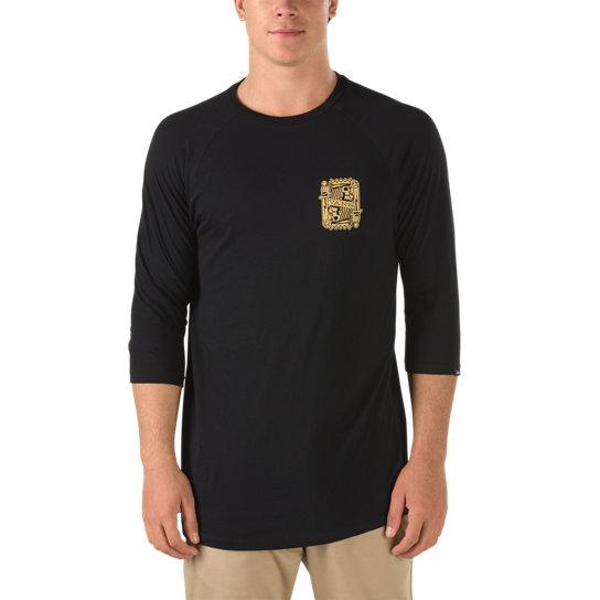 Street King Raglan T Shirt Vans Official Store