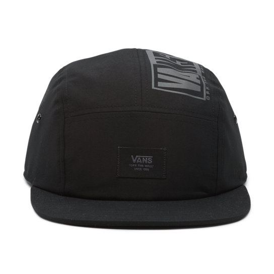 Helmer 5-Panel Camper Pet | Vans