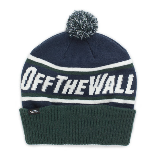 Kids Off The Wall Pom Beanie | Vans