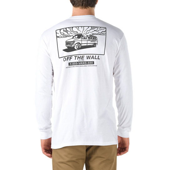 1-800 Vans Long Sleeve T-Shirt | Vans