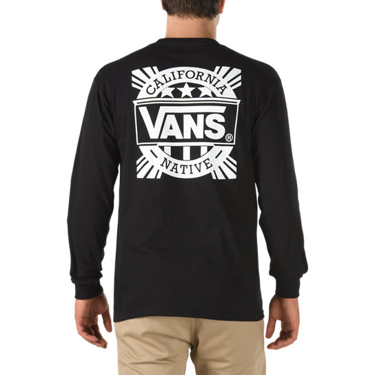 Style 238 Long Sleeve T-Shirt | Vans