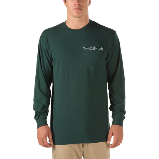 Simple Vans Long Sleeve T-Shirt | Vans