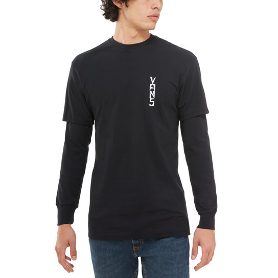 Eruption Long Sleeve T-shirt | Vans