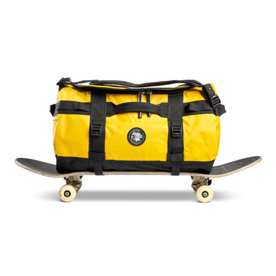 Vans X The North Face Base Camp Duffel Bag | Vans