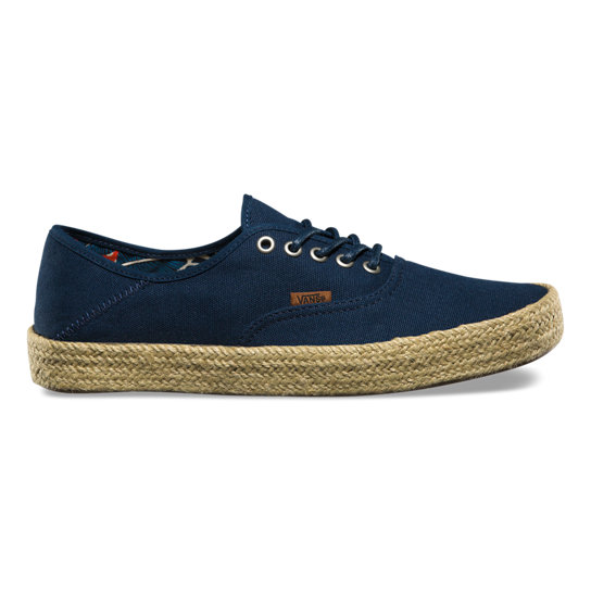 Authentic Herenespadrilles | Vans
