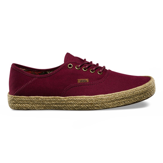 Men Authentic Espadrilles Shoes | Vans