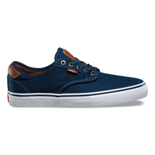 Brushed Twill Chima Ferguson Pro Shoes | Vans