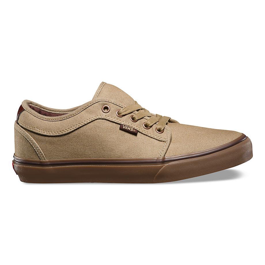 Chaussures Chukka Low ((oxford) Cornstalk/gum) , Taille 36.5 - Vans - Modalova