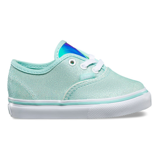 Toddler Glitter & Irridescent Authentic Shoes | Vans