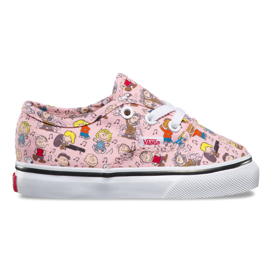 Toddler Vans X Peanuts Authentic Shoes  3980e37de