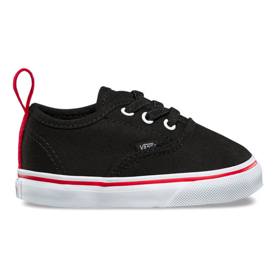 Toddler Pop Authentic Elastic Laces Shoes | Vans