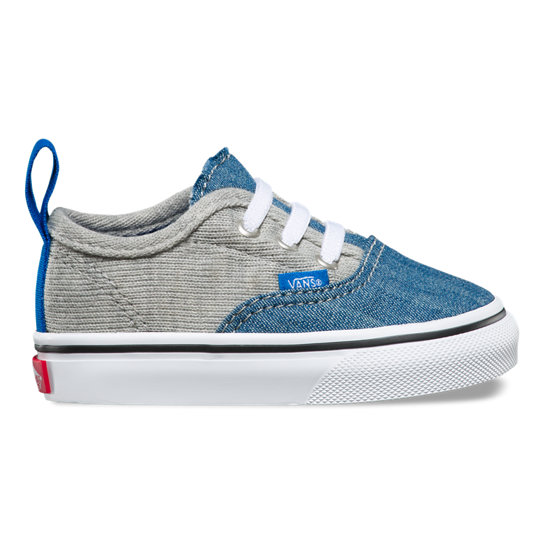 Jersey & Denim Authentic V Peuterschoenen | Vans