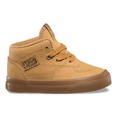 Toddler Vansbuck Half Cab Shoes (1 4 years) | Brown | Vans