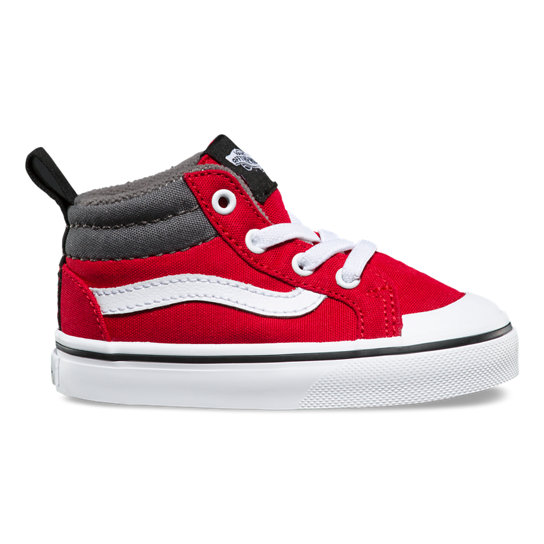 Toddler Racer Mid Shoes | Vans