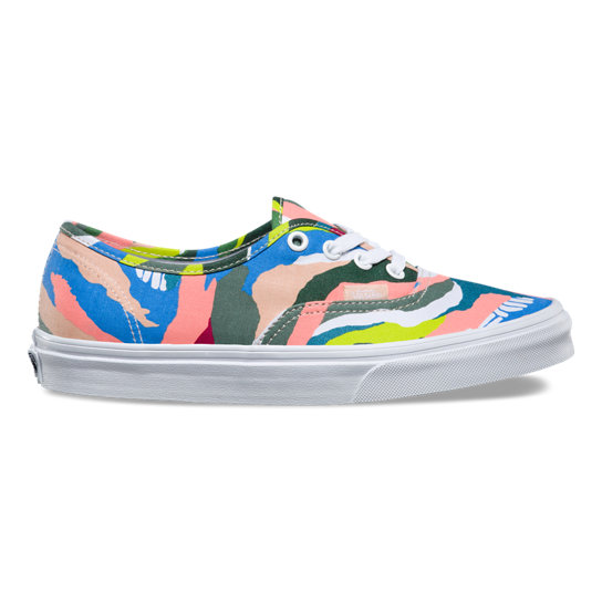 Abstract Horizon Authentic Shoes | Vans