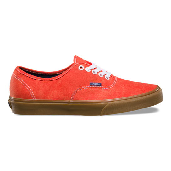 Chaussures Washed Authentic | Vans