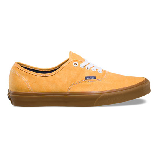 Washed Authentic Shoes | Vans