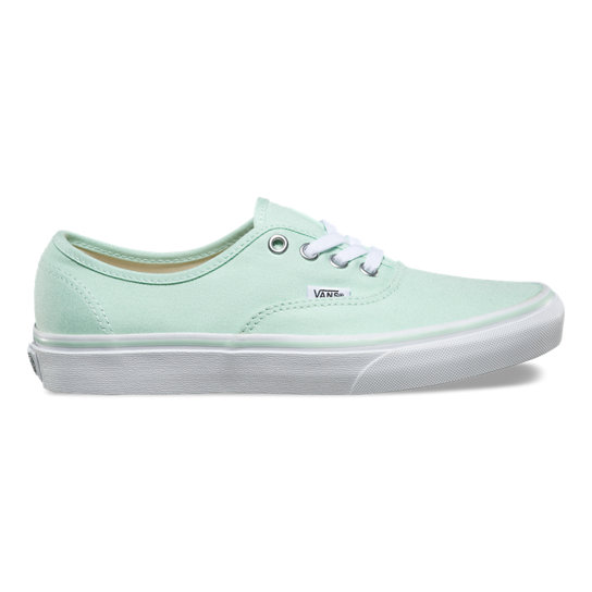 Pastellfarbene Authentic Schuhe | Vans