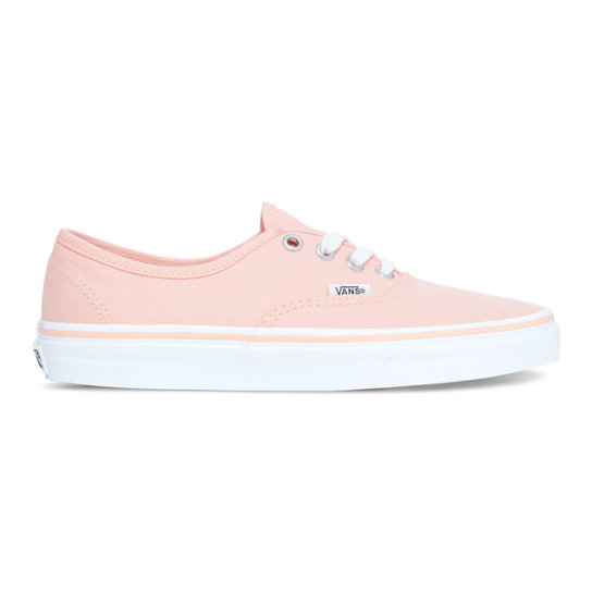 chaussures pastels authentic vans