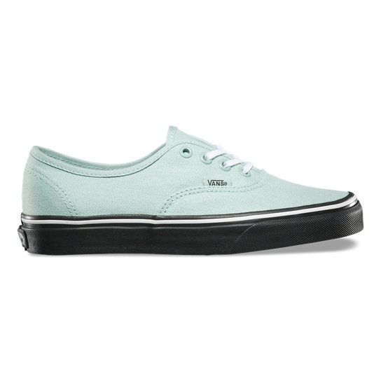 Zapatillas Authentic con suela negra | Vans